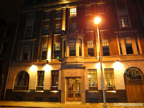 The Clarence Hotel - Dublin