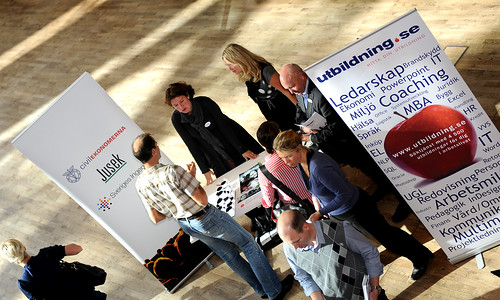 Leadershipdagen 2010 i Göteborg by utbildning.se, on Flickr