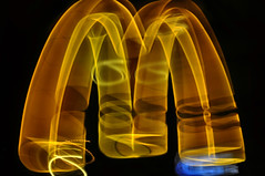 344/365 (Lea and Luna) Tags: longexposure music yellow 35mm circle gold lyrics nikon arch bokeh song d 4 mcdonalds kinetic lighttrails 365 nikkor thursday goldenarches doublevision foreigner lightpaiting kineticphotography letterd 35mmf18 alaphabet handheldlongexposure d5000 344365 hbwh bokehwednesdayhangover 365bokeh 365daysofbokeh musicalaz
