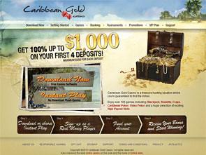 Caribbean Gold Casino Home