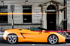 Gallardo Spyder (Jan G. Photography) Tags: summer orange london pentax spyder lamborghini gallardo 2010 jayjay carspotting k20d exoticsonroadcom