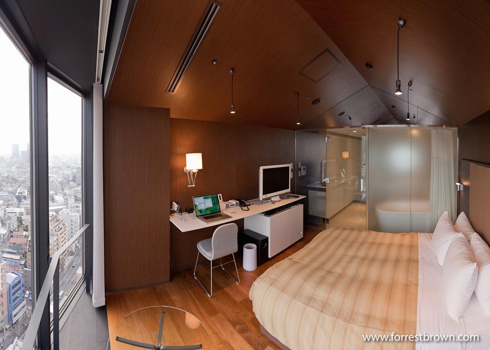 Panorama, Hundred Stay Serviced Apartments, Tokyo, Japan, Shinjuku