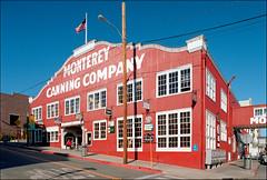 Monterey Canning Company, Monterey, CA (Xavier de Jauréguiberry) Tags: california monterey unitedstates pacific pacificocean highway101 canneryrow californie etatsunis pacifique montereycanningcompany océanpacifique cabrillohighway