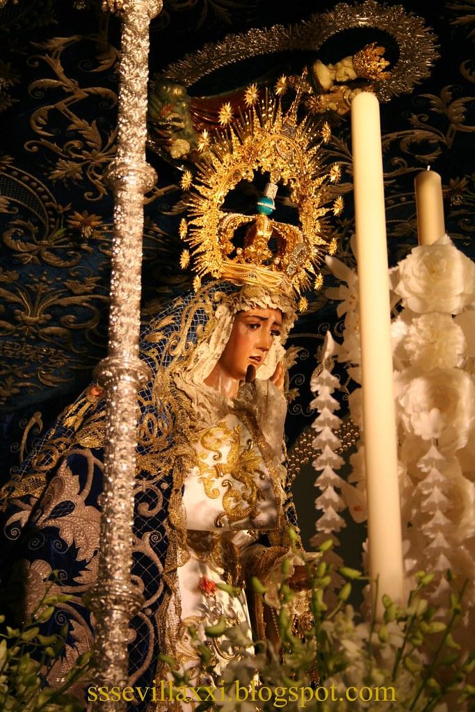 Nuestra Señora de la Hiniesta, Domingo de Ramos 2007