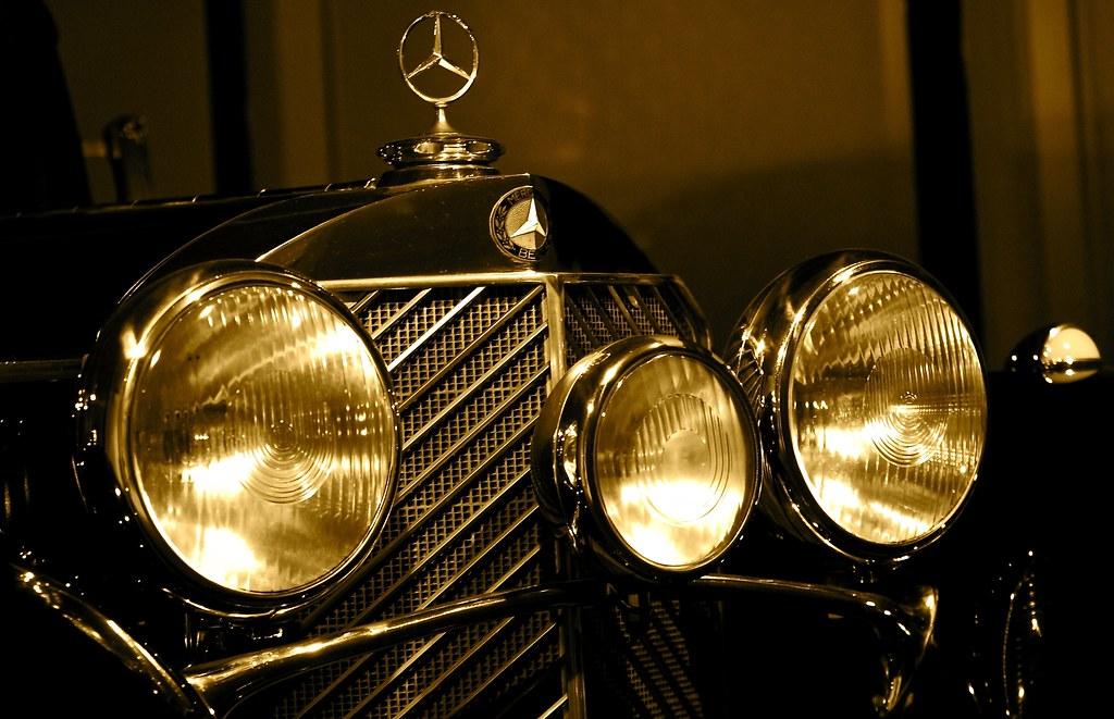 Mercedes-Benz 770 W07