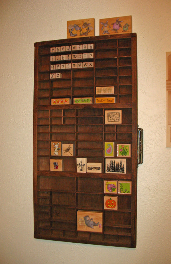 typeset tray