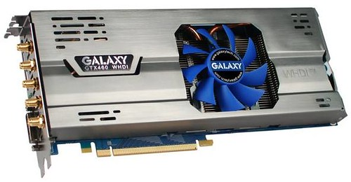 Galaxy GeForce GTX 460
