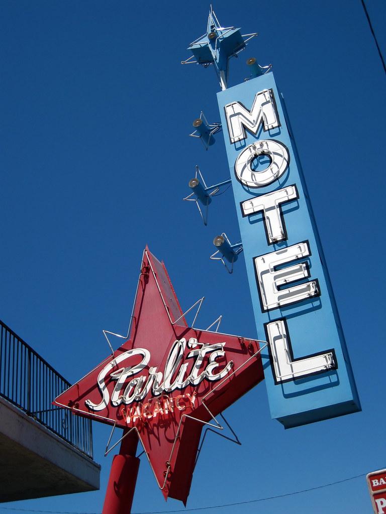 Starlite Motel, Las Vegas, NV