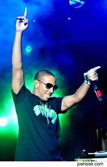 Ludacris @ VirginFest 2010