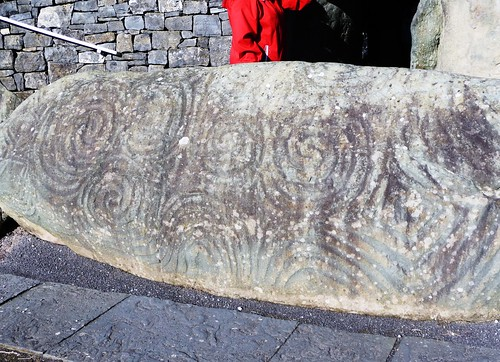 Rock Art at Newgrange