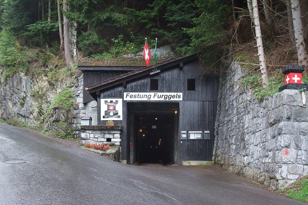 «Furggels» - A Swiss Military Fortress