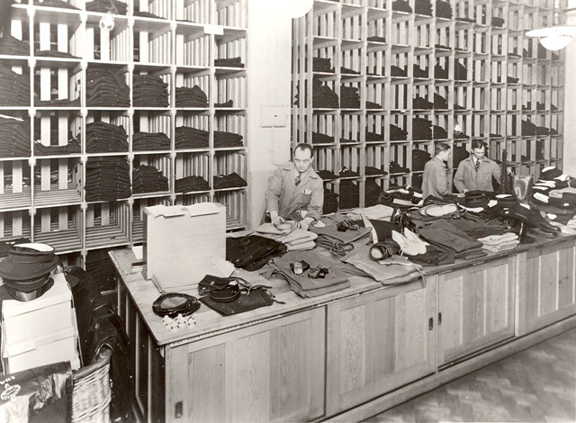 Mount Pleasant - Stores Department by British Postal Museum amp Archive
