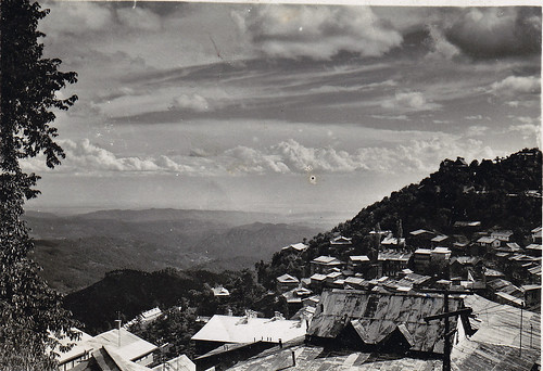 Murree, Punjab, Pakistan. 13th August 1945.