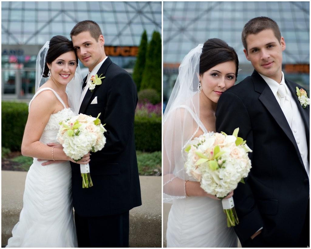 Ali & Tom - Married