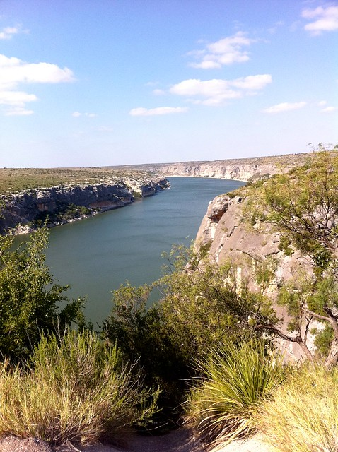 The Pecos River