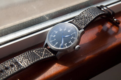 Unpolarized Watch