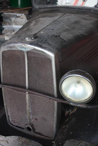 BSA car