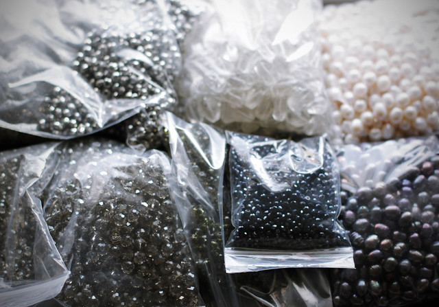 More beads...more pearls