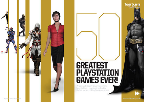 The 50 greatest PlayStation games ever