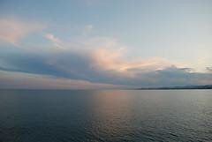 OLOR A MAR... (ABUELA PINOCHO ) Tags: espaa costa atardecer mar spain paisaje nubes castellon naturesfinest coth burriana supershot coth5