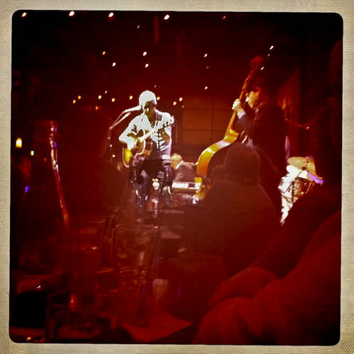 Nick Lowe at The Dakota
