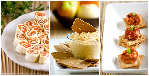 Three No-Bake Thanksgiving Appetizers