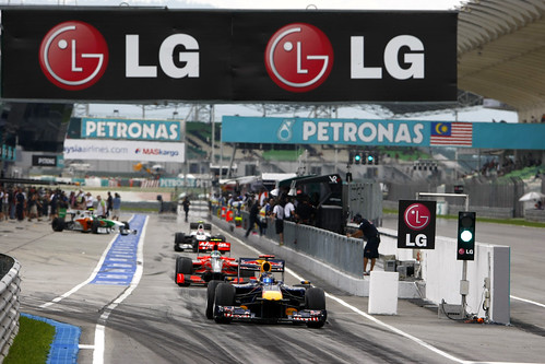 Formula 1™ - 2010 Malaysian Grand Prix