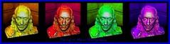 Ben Franklin Maquette: Couleur Quatre