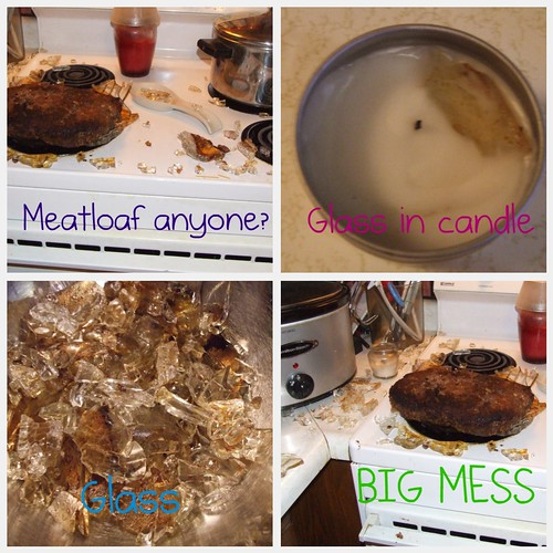 meatloaf mess
