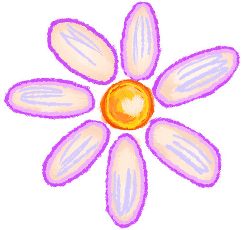 Flower Graphic