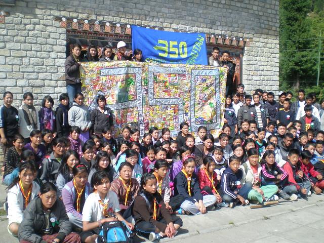 10/10/10 Bumthang, Bhutan