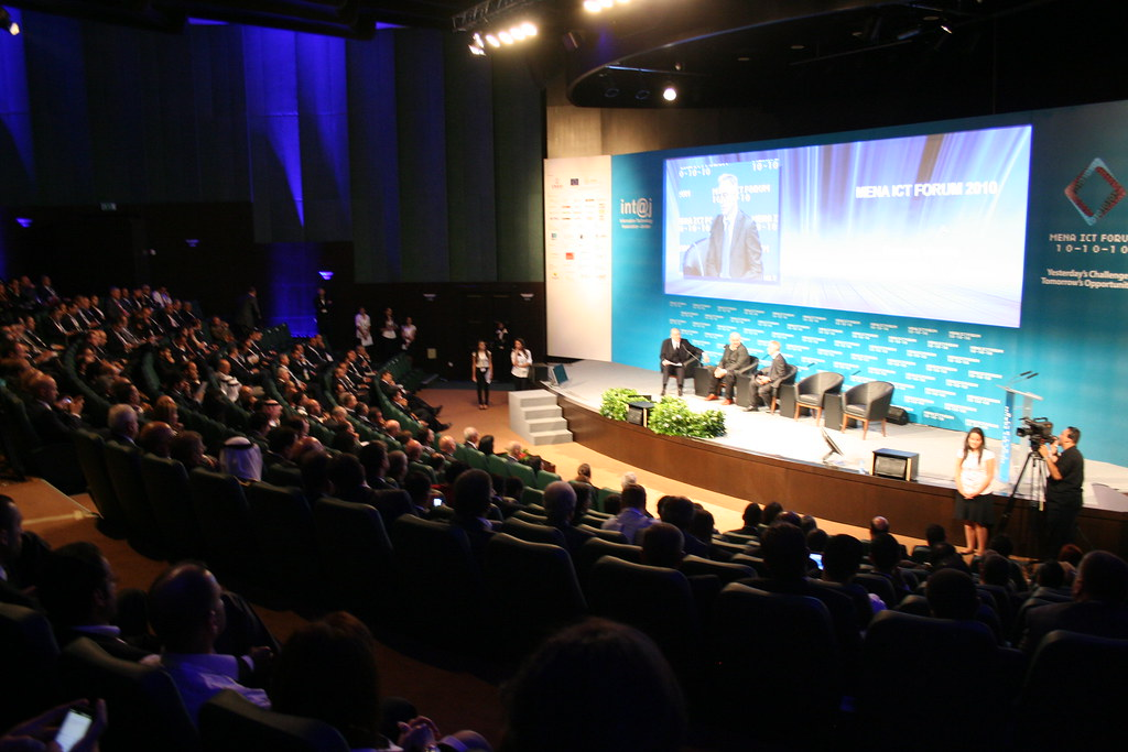 MENA ICT Forum Audience