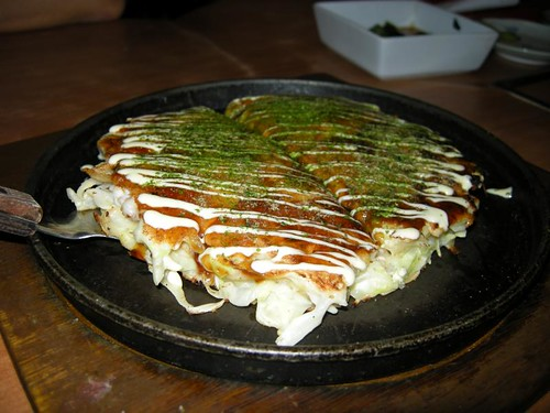 Kagura's Okonomiyaki