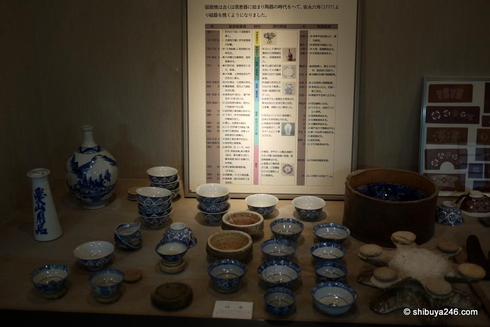 Tobe Pottery