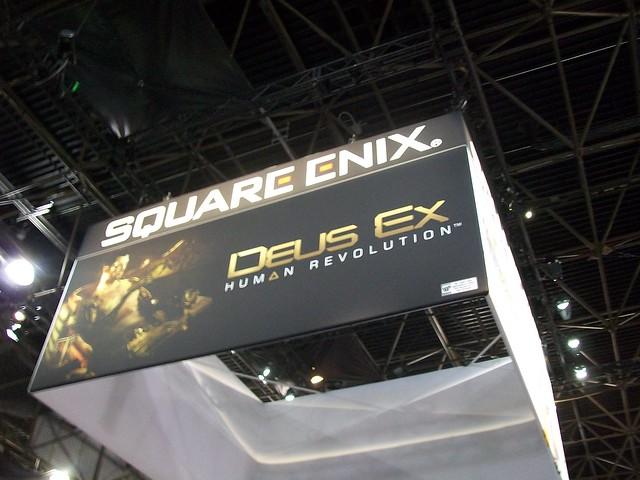 Square Enix New York Comic Con