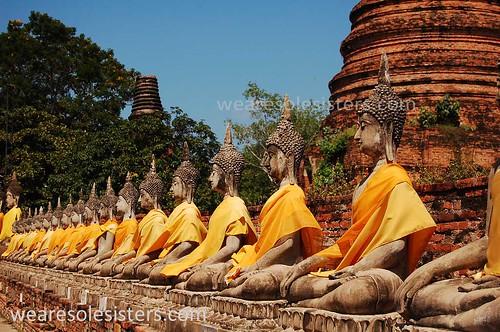 Wat Yai Chaimongkhol, Ayutthaya3