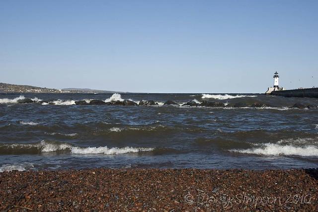 duluth shoreline