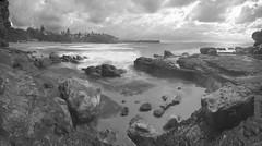 4 seconds of Warriewood (nigelhowe) Tags: panorama long exposure australia warriewood