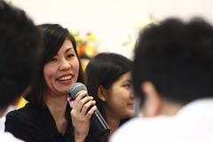 ภาพพิธีไหว้ครูและครอบครูช่าง (บางรัก) ปีการศึกษา 2553