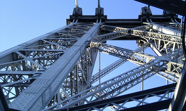 Williamsburg Bridge CC by Nic Wistreich