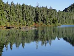 Mowich Lake.