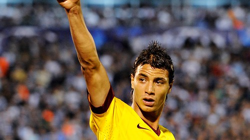 Marouane Chamakh Arsenal Football Soccer