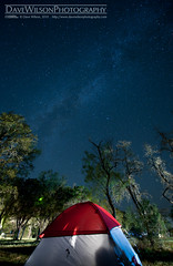Deep In The Heart of Texas (DaveWilsonPhotography) Tags: camping sky night stars texas tx tent cubscouts bsa milkyway drippingsprings pedernalesfallsstatepark pack101 tpwd bsacac