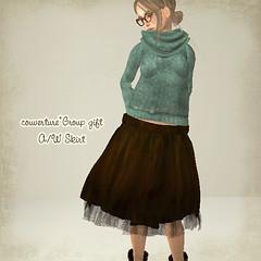 A-W Skirt GroupGift