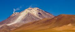 Smoke but no fire (Umbreen Hafeez) Tags: sky mountains america smoke south bolivia plain slat uyuni latim