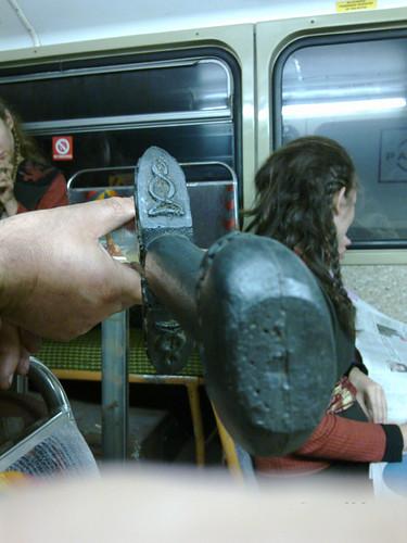 Pendragon soldier's sword