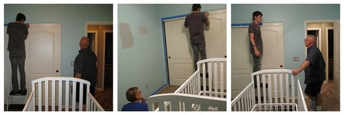 painting Henry's room