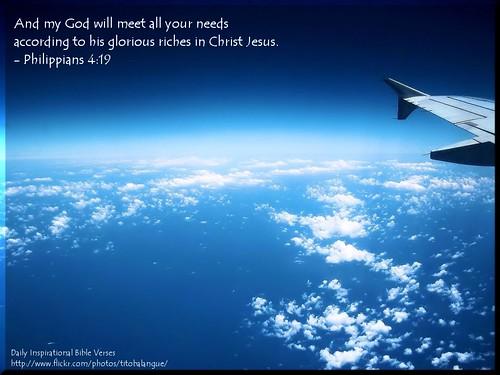 3: Daily Inspirational Bible Verse