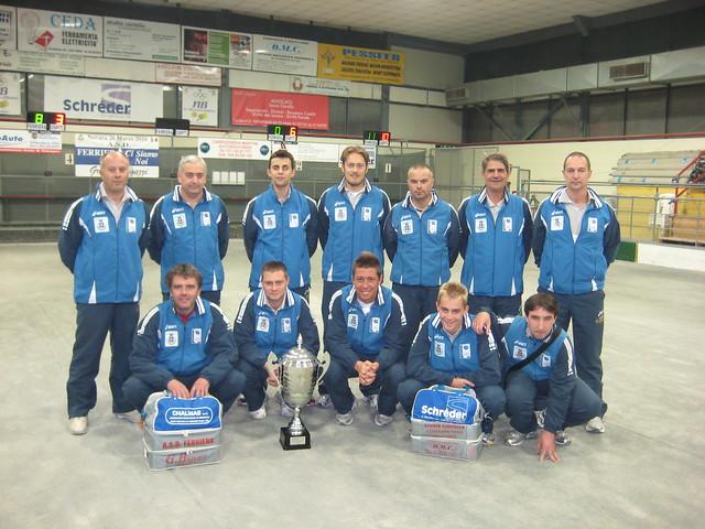 La squadra 2011