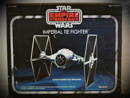 VOTC '10: Classic TIE Fighter_front packaging